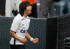 Romero se torna maior goleador da Arena em jogo de menor público do estádio - Rubens Cavallari-3.jul.2016/Folhapress