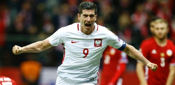 Lewandowski (Crédito: Reuters)