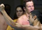 Nadador que tirou Cielo da Rio-2016 foi à forra com doce para comemorar