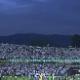 Colombianos lotam estádio em Medellín em homenagem à Chapecoense