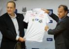 Santos apresenta novo patrocínio e vê forte pressão pelo master da camisa - Divulgação/SantosFC