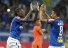 Após turbulência, confiança vira a palavra da vez no Cruzeiro - Washington Alves/Light Press/Cruzeiro