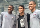 Thiago Silva visita Flu nas férias e ganha apelo por volta à seleção