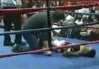 Boxeador de 19 anos morre após sofrer colapso durante estreia profissional - Reprodução