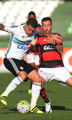 Coritiba e Flamengo se enfrentam no Couto Pereira pelo Campeonato Brasileiro