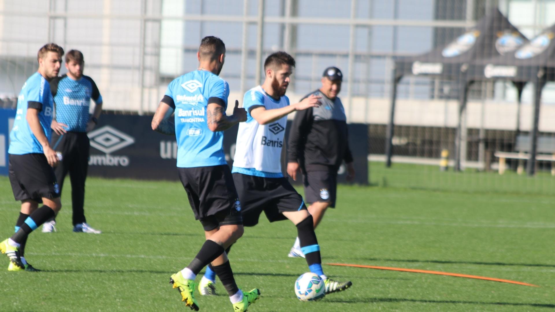 Marcelo Oliveira volta a trabalhar no time do Grêmio