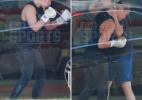Ronda Rousey volta aos treinos três meses depois de 1ª derrota da carreira