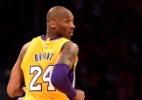 """Los Angeles decreta 24/8 como """"Dia de Kobe Bryant"""" na cidade - Harry How/Getty Images/AFP"""
