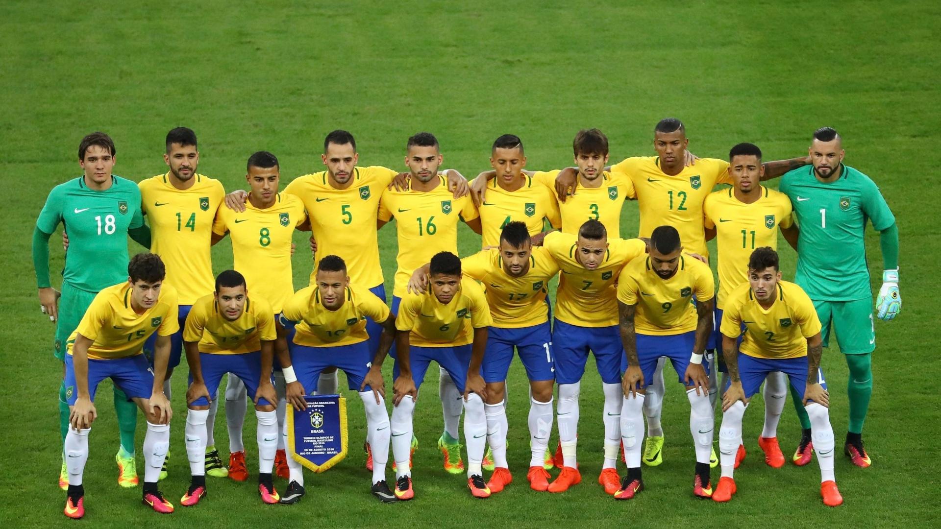 Seleção brasileira busca o ouro inédito diante da Alemanha, no Maracanã