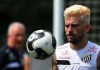 Dorival vê L. Lima insubstituível e não se empolga com 'futuro substituto'