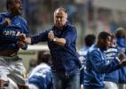 """Mano evita falar em nova meta, mas crava: """"Vamos sair da degola"""" - Pedro Vilela/Light Press/Cruzeiro"""