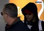Neymar pede desculpas e admite que exagerou após eliminação - Reprodução/SporTV