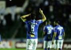 Autor de gol do Cruzeiro assume falha em triunfo sobre Figueirense - Eduardo Valente/Light Press/Cruzeiro