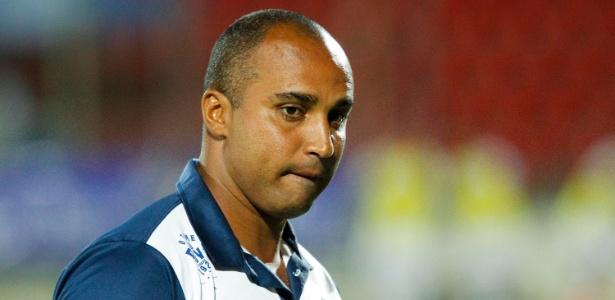 Deivid teve aproveitamento regular no Cruzeiro, mas fracassou nas duas primeiras competições do ano (Foto: Washington Alves / Light Press)