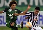 Botafogo negocia com meia Camilo e atacante chileno ex-La U