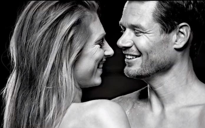 Manon Flier joga vôlei e é casada com Reinder Nummerdor, do vôlei de praia. Ambos são holandeses