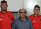 Flamengo renova com dois campeões da Copinha até final de 2019