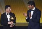 Kaká rouba a cena e diz que Neymar será o próximo bola de ouro