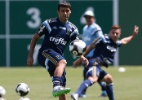 Sem mágoas do Palmeiras, Robinho descarta problemas com treinadores