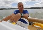 Técnico de Isaquias Queiroz é operado para retirar tumor cerebral