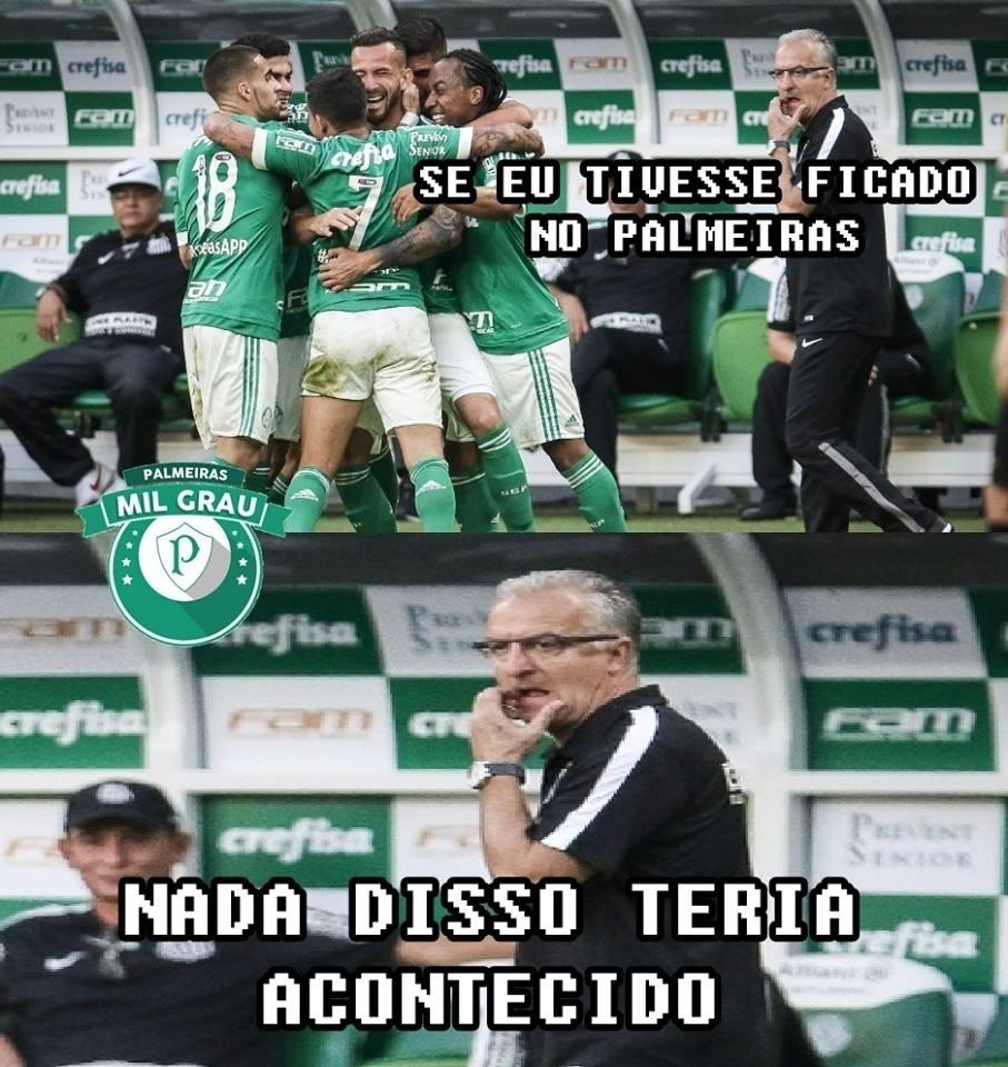 Memes das vitórias de Palmeiras e Vasco nos clássicos