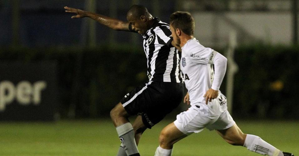 Botafogo e Figueirense se enfrentam no Estádio Mário Helênio, em Juiz de Fora