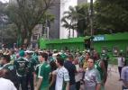 Promotor defende fechamento de bares em volta do estádio do Palmeiras