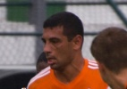 Eduardo Baptista promove treino técnico na manhã das Laranjeiras