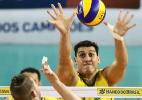 Na volta de Sidão, Brasil repete vitória sobre Eslovênia - Célio Messias/Inovafoto/CBV