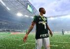 Gabriel Jesus se despede do Palmeiras e ficará fora de jogo contra Vitória - Nelson Almeida/AFP