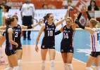 Holanda massacra e Coreia do Sul pode definir três vagas às Olimpíadas - FIVB
