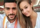 Viktoria Varga, modelo húngara namorada de Graziano Pellè - Reprodução/Instagram
