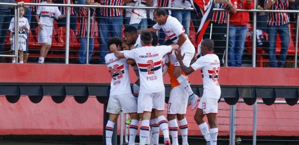 Jogadores do São Paulo começaram a receber os direitos de imagem atrasados