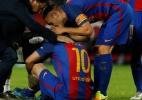 Messi promete 'voltar ainda mais forte' depois da lesão muscular