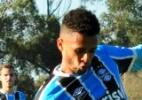 Goleador do Grêmio B será colega de Rentería em Santa Catarina