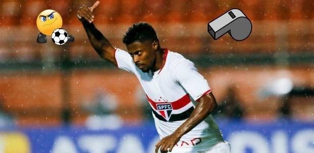 michel-bastos-comemora-gol-contra-novorizontino-1456359342116_615x300 Alvo de apitos, M. Bastos marca e São Paulo vence em jogo com estádio vazio