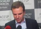 Sindicato dos médicos diz que vai denunciar prefeito do Rio (Foto: Vinícius Segalla/UOL)