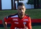Volante do Atlético-GO diz ter sondagens de Corinthians, Palmeiras e Grêmio