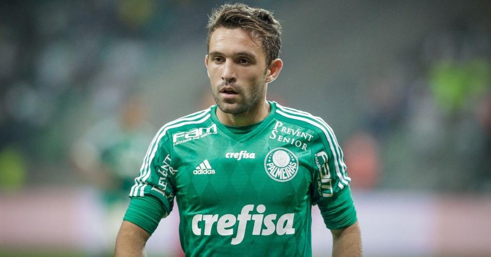 Allione entrou e foi decisivo ao cruzar para o gol de Andrei Girotto, que decretou a classificação do Palmeiras na Copa do Brasil
