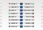 CBF divulga tabela da Copa do Brasil; Palmeiras fica fora de horário nobre