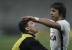 Corinthians vence, mas sofre gol em casa e vê confronto com Cruzeiro aberto - Rubens Cavallari/Folhapress