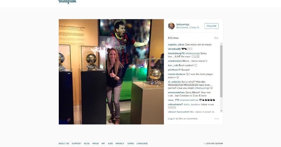 Alejandra Manriquez, comissária de bordo, é apontada pela imprensa portuguesa como novo affair de Cristiano Ronaldo.