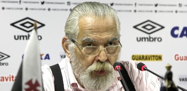 Eurico Miranda precisou realizar cirurgia para resolver problema médico no pulmão