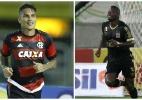Guerrero e Riascos ressurgem e são esperanças de gols no Fla x Vasco