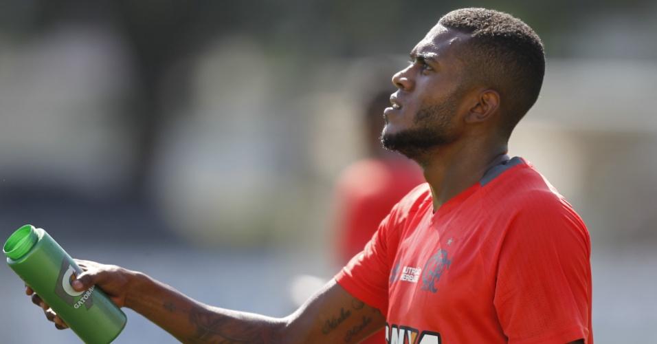 Marcelo Cirino é um dos pilares no Flamengo do técnico Muricy Ramalho