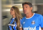 Festa gera atraso e Grêmio chega à Arena uma hora antes da final - Jeremias Wernek/UOL
