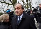Platini recorre à CAS para derrubar banimento imposto pela Fifa