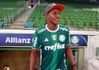 Mina assina contrato e se junta ao elenco do Palmeiras nesta quarta