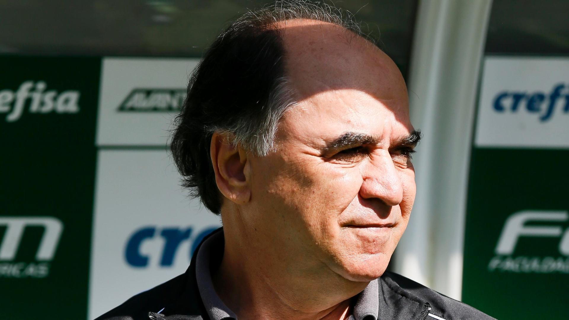 Marcelo Oliveira volta ao Allianz Parque, agora como treinador do Atlético-MG