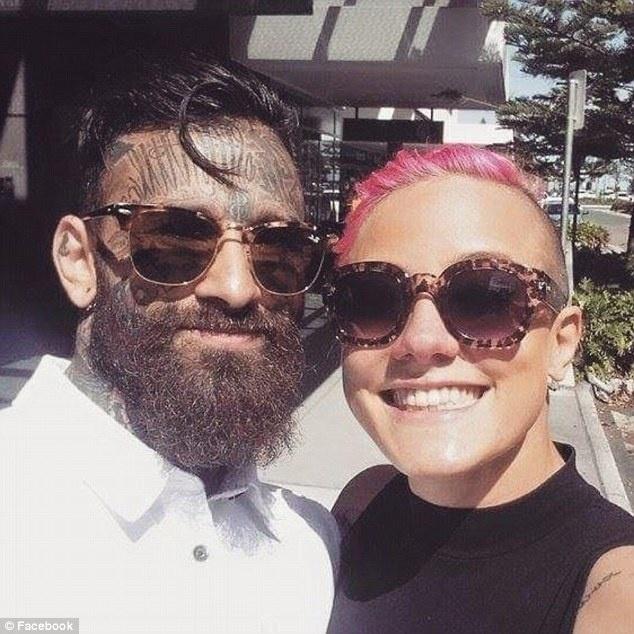 Julian Wallace e Jessy Jess, casal australiano do MMA